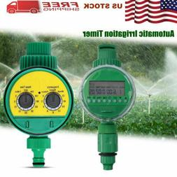 Automatic Water Timer Controller Garden Lawn Irrigation Drip
