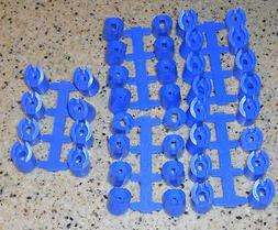 Hunter Blue Rotor nozzle racks inserts 5 sets