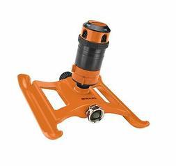 Dramm ColorStorm 4-Pattern Gear Drive Sprinkler, Orange