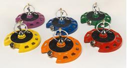 Dramm ColorStorm Rotating Sprinkler ASSORTED COLORS 1100 sq.