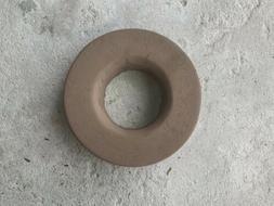 Concrete Lawn Sprinkler Head Guard - 3 Inch Inside Hole. Col