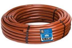 "DIG Corporation PC Drip Line 100' Brown, 12"" spacing, 1/2"""
