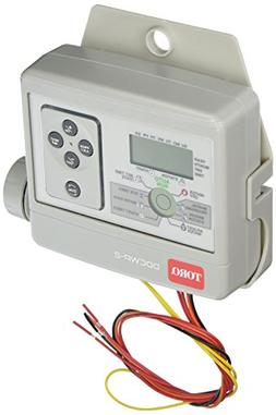 Toro DDCWP-2-9V Waterproof Battery-Operated Controller, 2-St