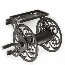 Decor Wall Mntd Hose Reel Brnz