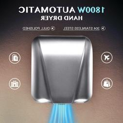Electric Hand Dryer Machine with Automatic Touchless Tech St