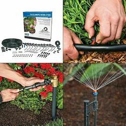 drip and micro sprinkler kit irrigation water