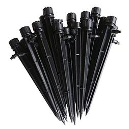 Axe Sickle  Drip Emitters Perfect for 4mm / 7mm Tube, Adjust