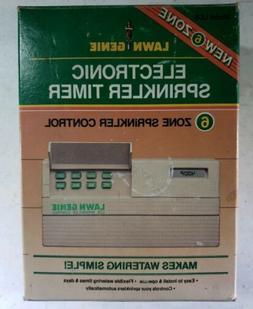 Lawn Genie Electronic Sprinkler Timer