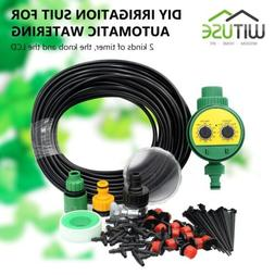 Flowers Watering Kits Automatic Micro Drip Irrigation System
