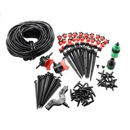 Garden Farm Irrigation System Set Sprinkler Head Automatic W