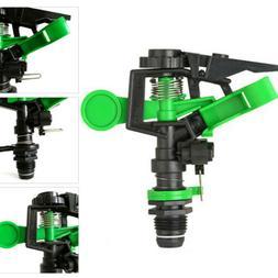 Garden Lawn Sprinkler Automatic 360 Degree Rotating Sprinkle