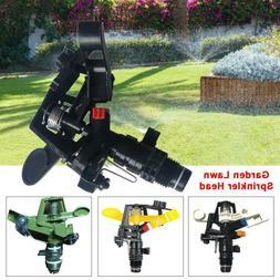 Garden Lawn Sprinkler Head Rotatable Watering Irrigation Spr
