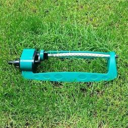 Garden Water Sprinkler Grass Watering System Oscillating Hos