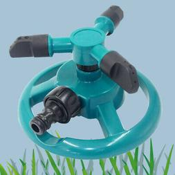 Garden Water Sprinklers Lawn Irrigation Nozzle Kit Rotation