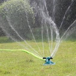 Garden Yard Irrigation Sprinkler Lawn Water Watering System