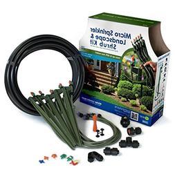Dig GE200 Drip and Micro Sprinkler Kit, Blacks