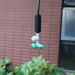 Hanging Sprinkler Kit Water Sprayer For Garden Greenhouse Ir