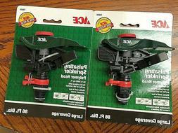 Ace Hardware Pulsating Water Sprinklers 70694 86' Coverage