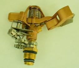 Heavy Duty Brass Sprinkler Head - Sommerland A5001T - 360 de