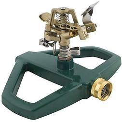 Home & Kitchen Features Melnor Impact Lawn Sprinkler, Metal