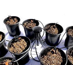Home Grow Kit - Great Starter Hydroponics Drip Irrigation Ki