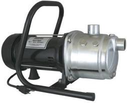Star HSPJ100 1 HP Portable Lawn Sprinkler Pump/Irrigation Pu