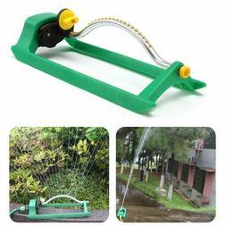Irrigation Oscillating Lawn Sprinkler Watering Garden Pipe H