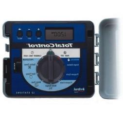 Irritrol 12 Station Total Control Sprinkler Controller TC-12