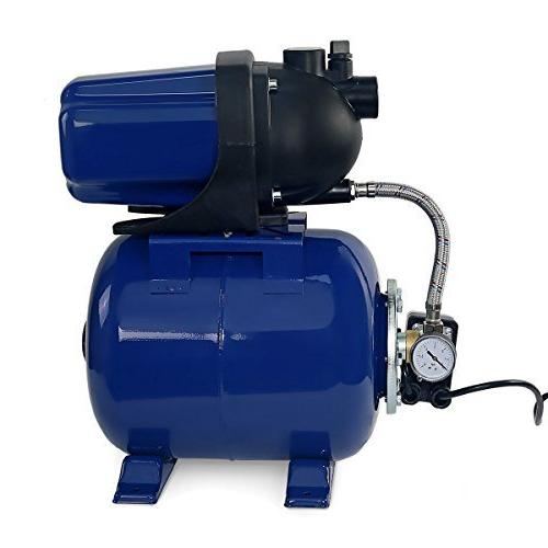 1 6 hp garden water