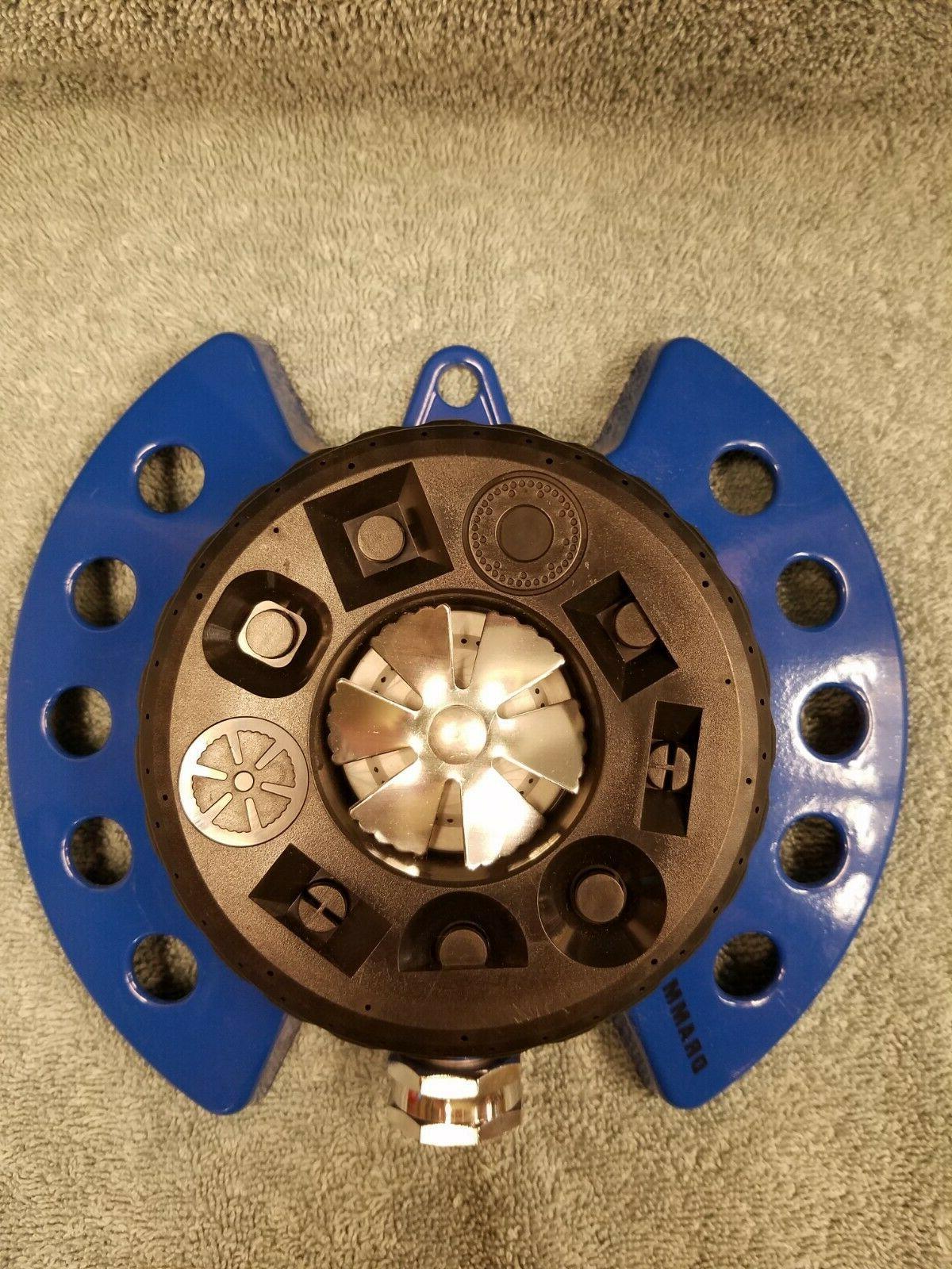 Dramm 10-15024 Turret Blue