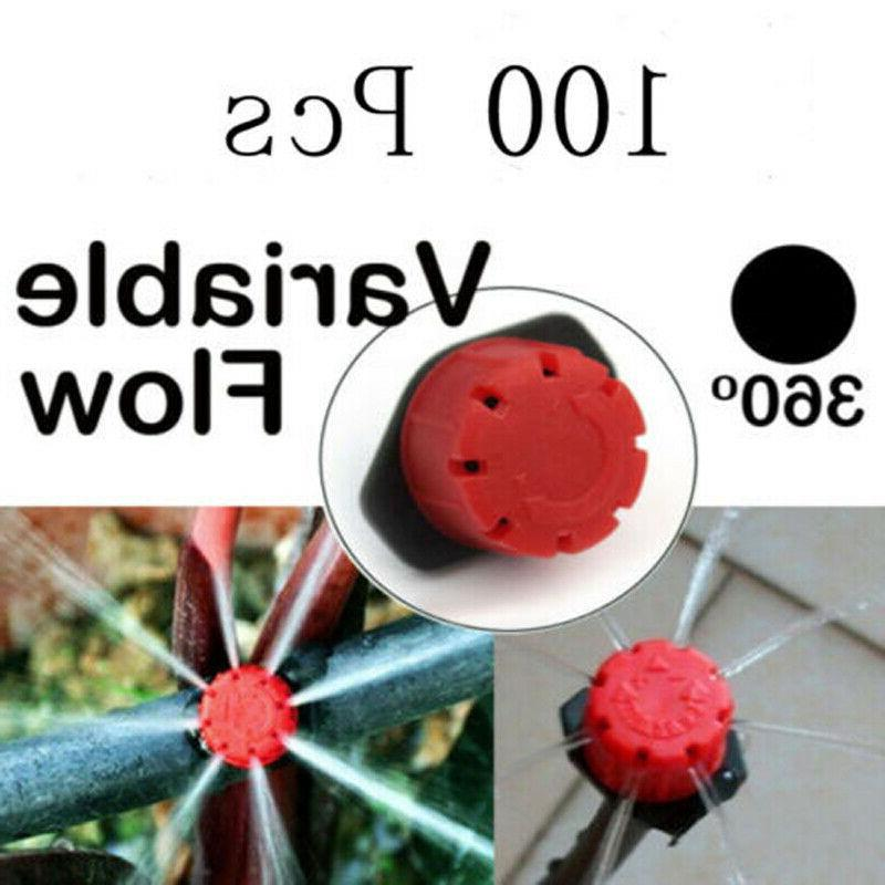 100Pcs/Pack Drippers Emitter On