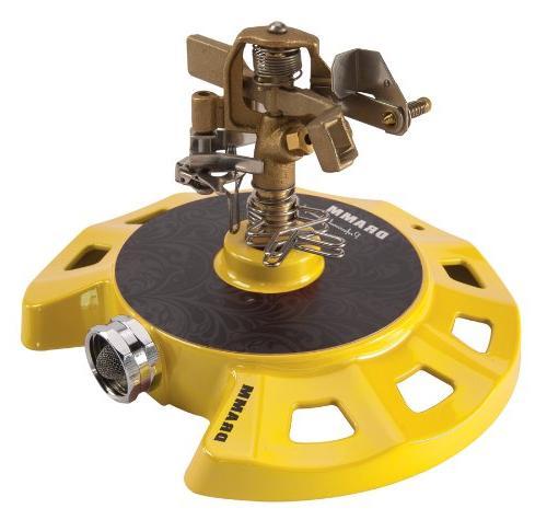 15083 circular base impulse sprinkler