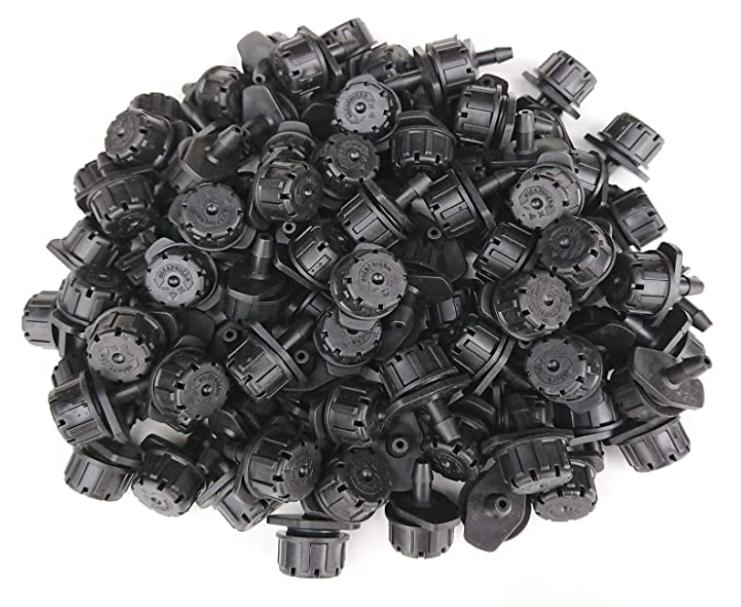 150pcs And Adjustable Dripper Micro Drip Sprinklers