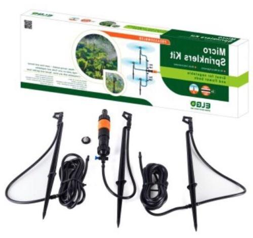 2 in 1 watering kit sprinklers