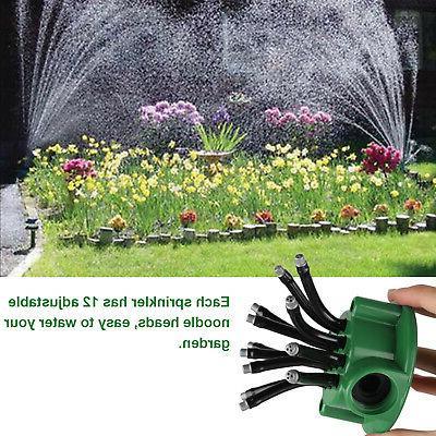 360° Automatic Irrigation System