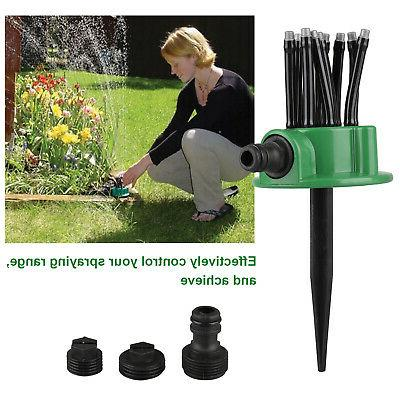 360° Automatic Garden Watering Irrigation