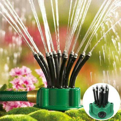 Automatic Garden Irrigation