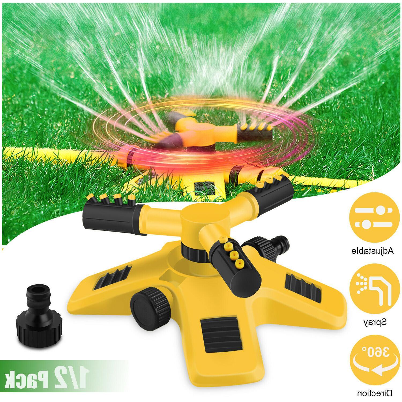 360 auto garden lawn sprinkler system watering