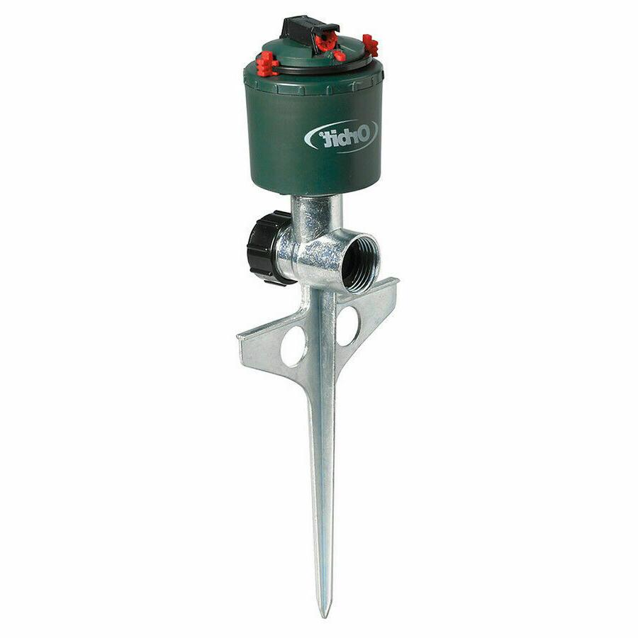 Orbit 5000 ft Rotating Spike Lawn Sprinkler Adjustable