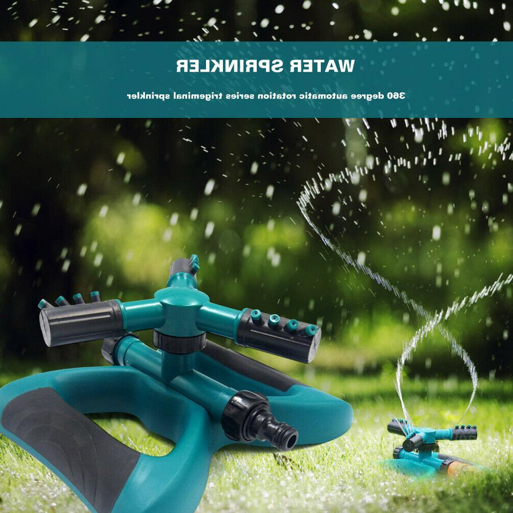 360° Rotating System Automatic Spray Irrigation