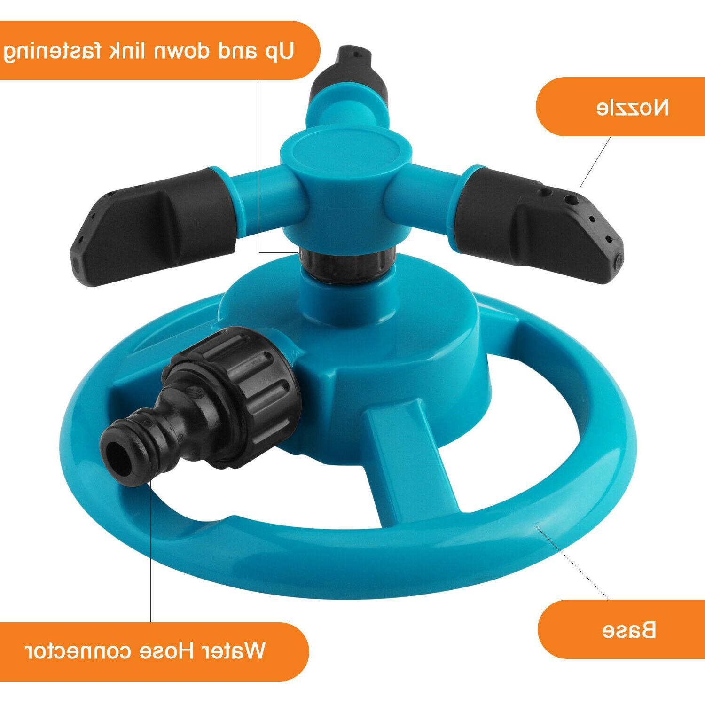 360° Rotating System Spray
