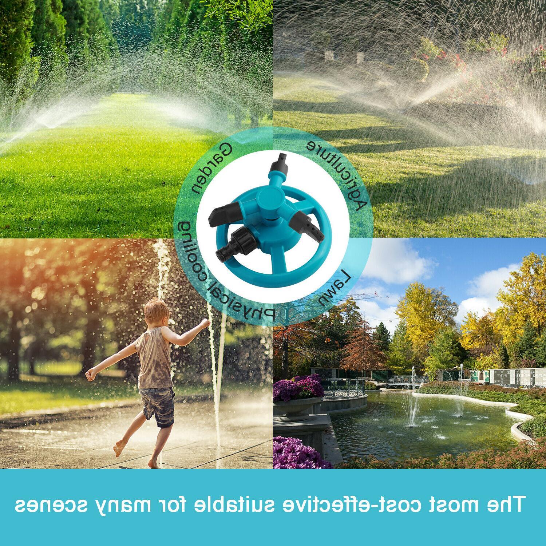 360° Sprinkler Auto Spray Irrigation System