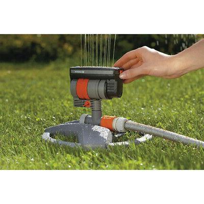 Gardena 38142 Classic Sprinkler Bundle w/ 84-BZMX Oscillating
