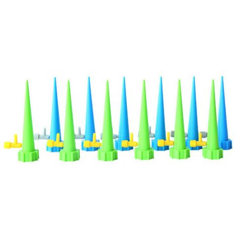 4-12Pcs Auto Drip System Automatic Watering Spike for Plant