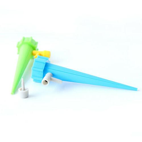 4-12Pcs Auto Drip System Automatic Watering Spike for
