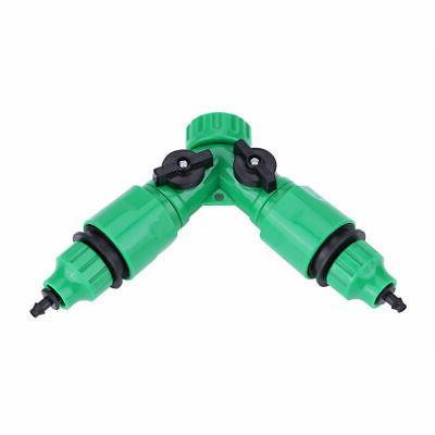 40M Garden System Kits Irrigation Drip Mist Cooling