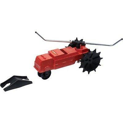 4501 traveling sprinkler lawn rescue