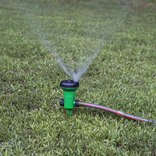 Aqua Plumb Spike Sprinkler