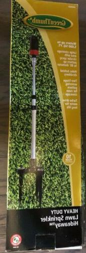 Green Thumb 9650GT Hideaway Telescopic Adjustable Pedestal L