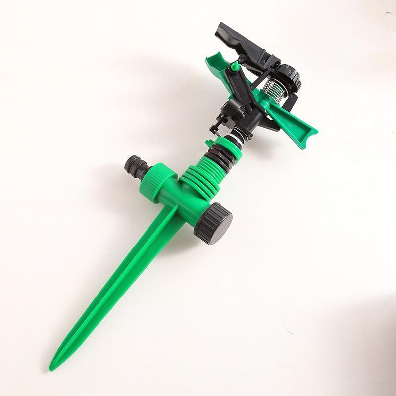 Adjustable 360 Degree Hoses <font><b>Garden</b></font> <font><b>Sprinkler</b></font> Irrigation Drip Irrigation Tool